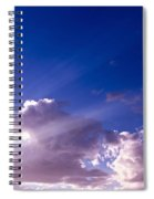His Glory Spiral Notebook
