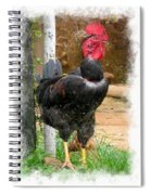 His Magesty Spiral Notebook