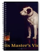 His Masters Vice Spiral Notebook