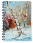 His Time Spiral Notebook