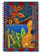 Hispanic Heritage Spiral Notebook