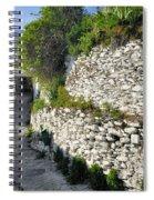 Historic Architecture Spiral Notebook