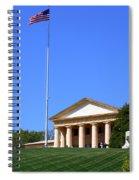 Historic Arlington House Spiral Notebook