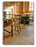 Historic Assembly Chamber Spiral Notebook
