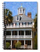 Historic Battery Home Spiral Notebook