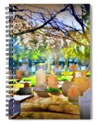 Historic Cemetery  Spiral Notebook