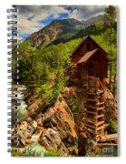 Historic Colorado Spiral Notebook