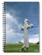 Historic Cross Spiral Notebook