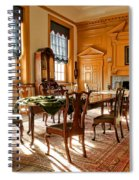 Historic Governor Council Chamber Spiral Notebook
