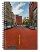 Historic Grand Rapids Michigan Spiral Notebook