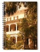 Historic House Spiral Notebook
