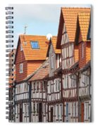 Historic Houses In Germany Spiral Notebook