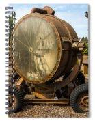 Historic Military Spotlight - Fort Stevens - Oregon Spiral Notebook