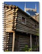 Historic Nashville Spiral Notebook