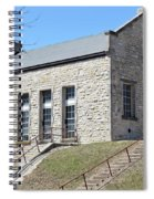 Historic Power Spiral Notebook