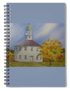 Historic Richmond Round Church Spiral Notebook