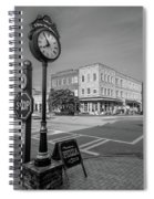Historic Small Town In South Where Spiral Notebook