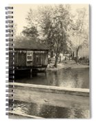 Historic Smithville Spiral Notebook