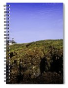 Historic Yaquina Lighthouse Spiral Notebook