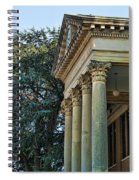 Historical Athens Alabama Courthouse Spiral Notebook