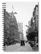 Historical Blend 3b Spiral Notebook