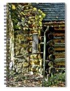 Historical Landmark Spiral Notebook