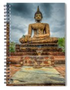 Historical Park Spiral Notebook