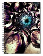 Historical Perspective Spiral Notebook