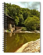 History Along Slippery Rock Creek Spiral Notebook