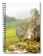 History And Nature. Wicklow. Ireland Spiral Notebook
