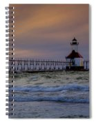 History In Action Spiral Notebook