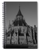 History In Every Corner.. Spiral Notebook