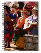 Hither Dither And Yon Spiral Notebook