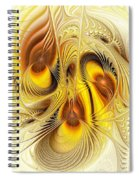 Hive Mind Spiral Notebook
