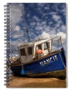 H.m.s. Nancie Spiral Notebook