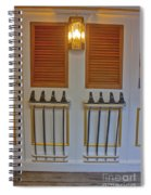 Hms Warrior Cutlasses Spiral Notebook