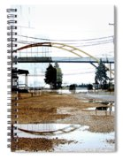 Hoan And Warehouse 2 Spiral Notebook