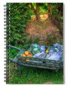 Hobbit Vegetables Spiral Notebook