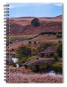 Hobbiton Overlook Spiral Notebook