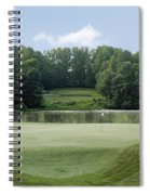 Hobbits Glen - Signature 11th Hole Spiral Notebook