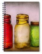 Hobby - Jars - I'm A Jar-aholic  Spiral Notebook