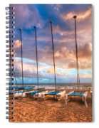Hobe-cats Spiral Notebook