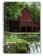 Hodgson Mill Spiral Notebook