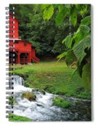 Hodgson Water Mill Spiral Notebook