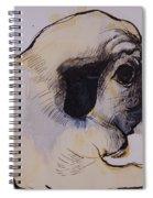 Hogarth Spiral Notebook
