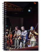 Hogmaw Band Spiral Notebook