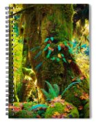Hoh Grove Spiral Notebook