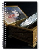 Hohner Chromonica Spiral Notebook