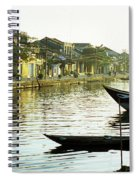 Hoi An Dawn 01 Spiral Notebook