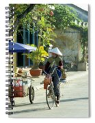 Hoi An Early Morning Spiral Notebook